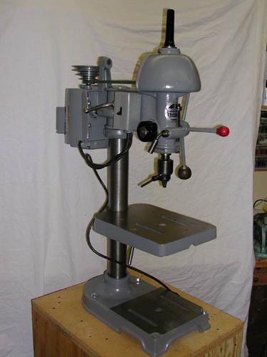 Photo Index Walker Turner Co Inc D950 15 Quot Drill