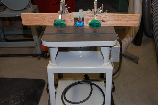 Need a top quality router table just get one of these i am pretty sure they take router bits and would be better then a router for raising panels greentooth Images