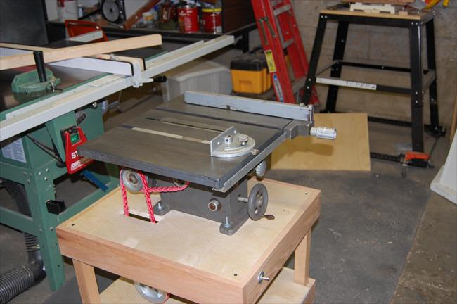 Genial Comments: Powr Kraft Saw On Stand Source: Photo Taken In My Shop