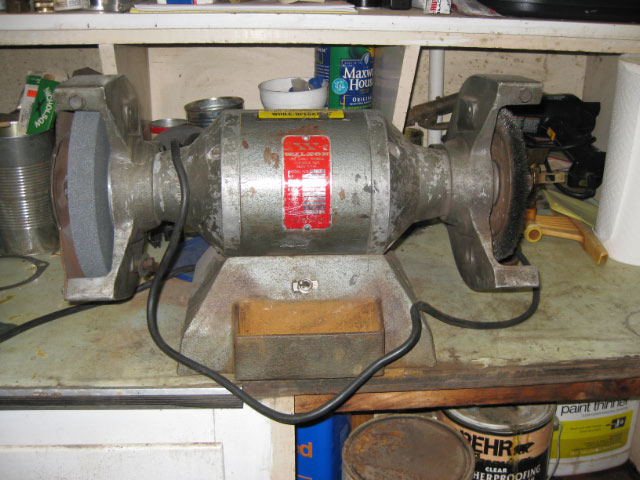 Photo Index Wilton Corp Bench Grinder Vintagemachinery Org