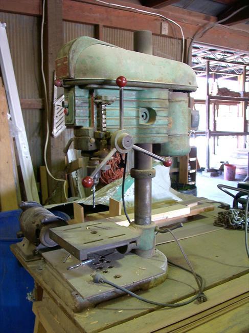 Photo Index Powermatic Machine Co 1100 Drill Press