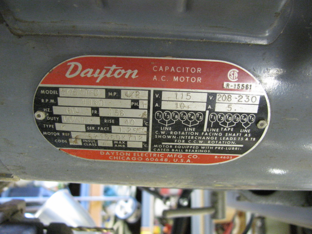Photo Index - Dayton Electric Manufacturing Co