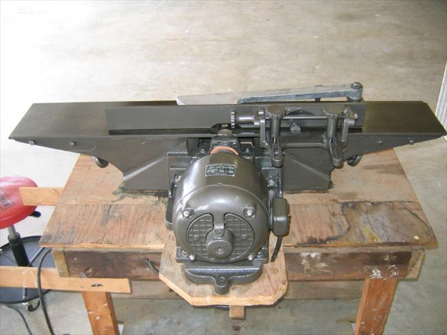 Photo index w a heath machine co inc 6 jointer for Heath motors greenville nc