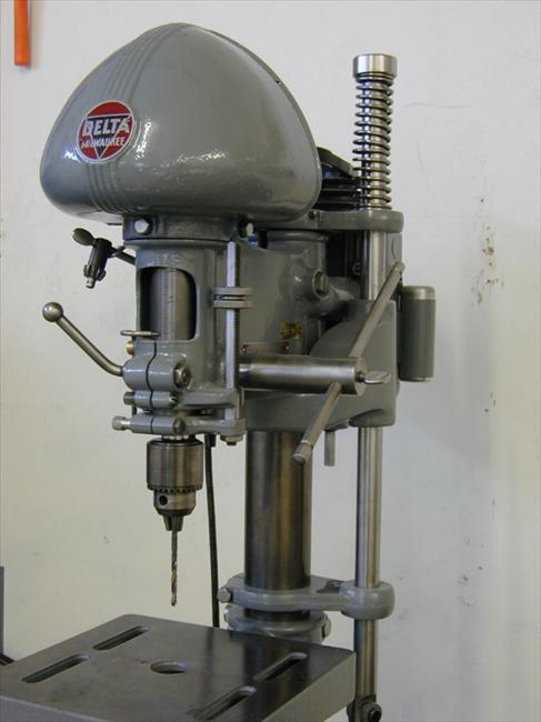 Photo Index Delta Manufacturing Co Dp220 Vintagemachinery Org