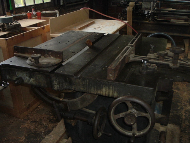 American woodworking machinery company