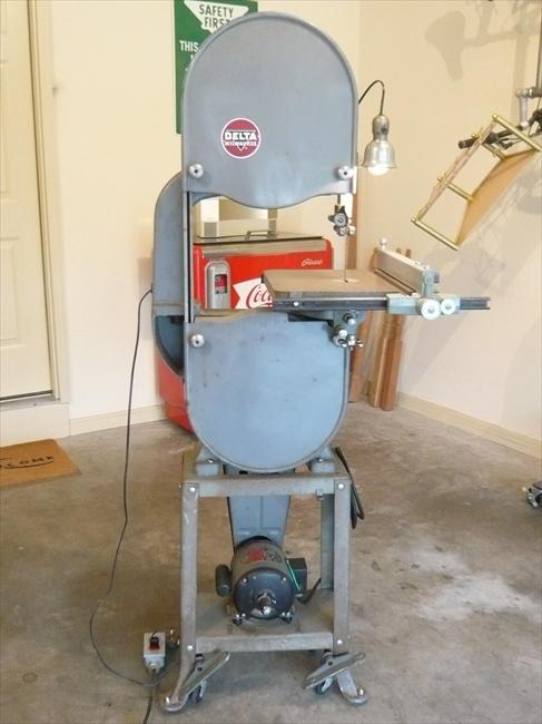 photo index delta manufacturing co delta milwaukee 14 band saw