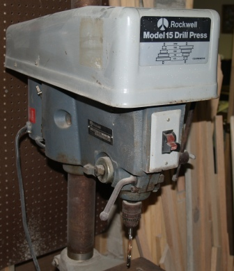 Comments Rockwell drill press